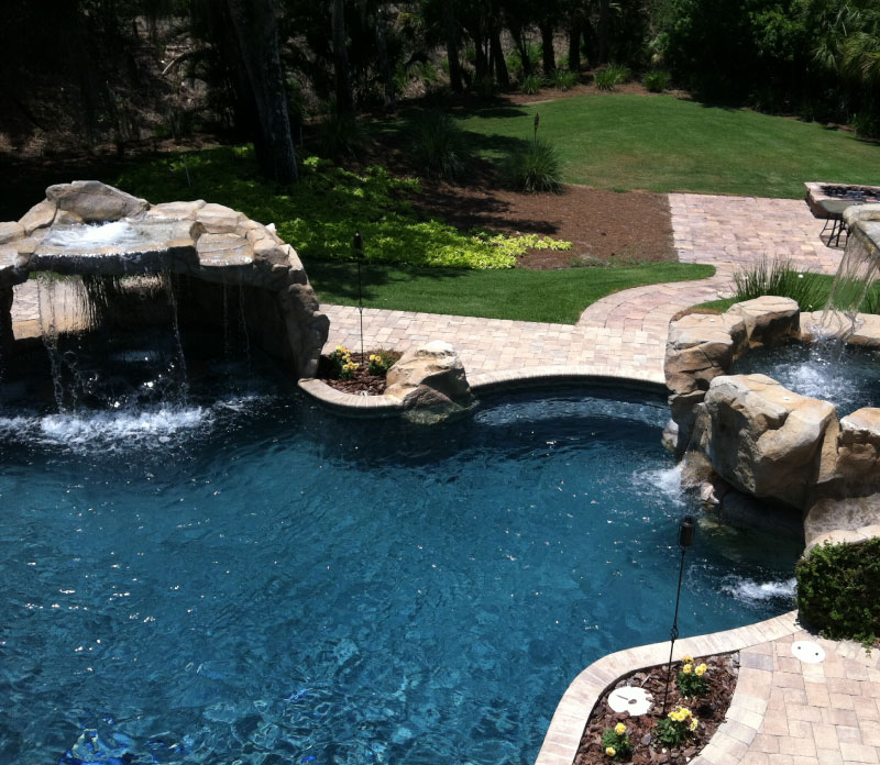 Gettle Pools - our work