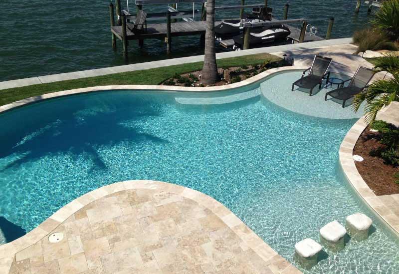 gettle pools decks