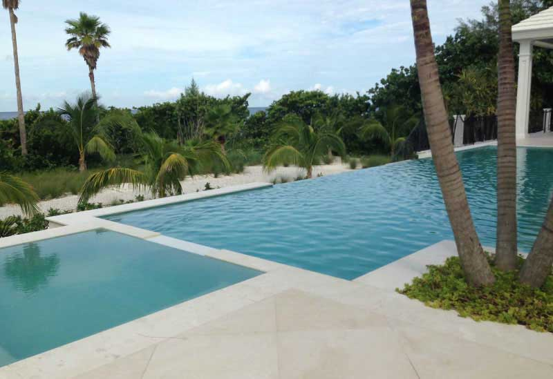 custom swimming pool construction cost