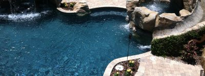 Gettle Pools Services - swimming pool cleaning
