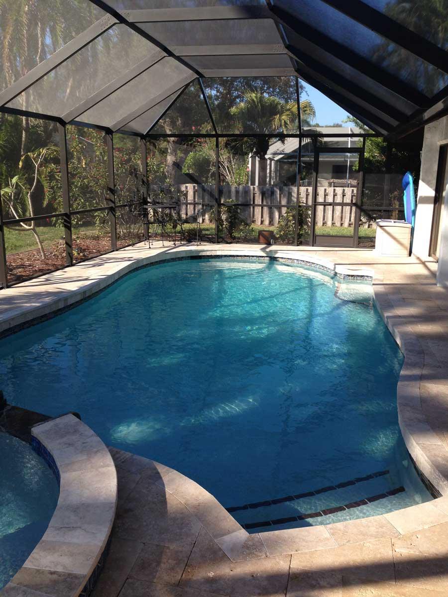 finished pools 22 gettle pools sarasota pool builder