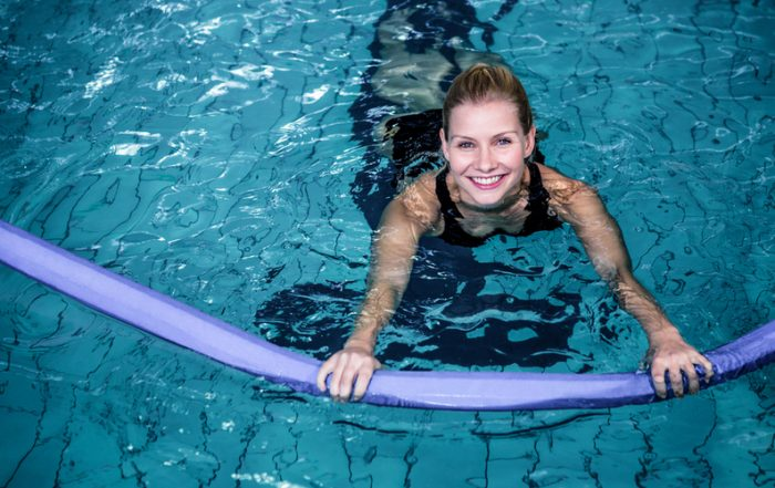 Different Pool Exercises You Can Try Today-Sarasota Pool