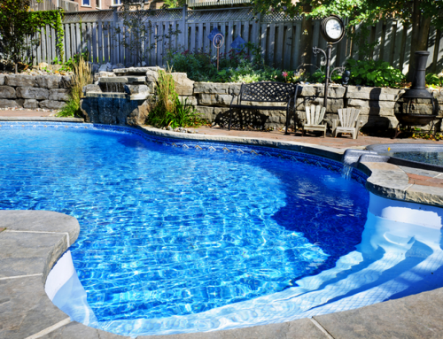 How Spacious Should Your Swimming Pool Patio Be?