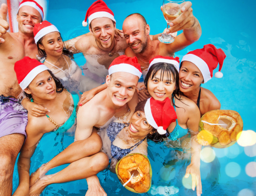 Tips To Prep Your Swimming Pool For A Christmas Party