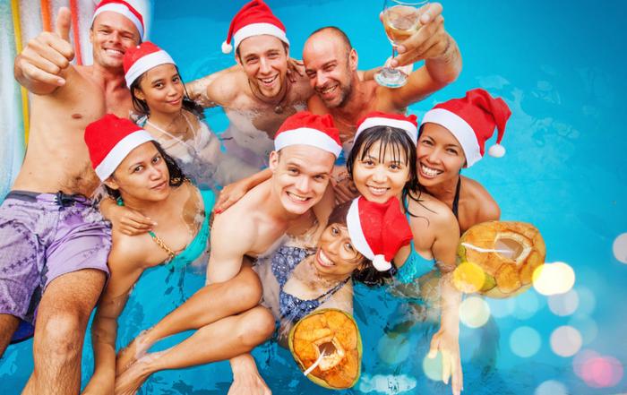 Tips To Prep Your Swimming Pool For A Christmas Party-Sarasota Pool