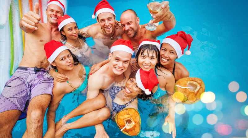 Tips To Prep Your Swimming Pool For A Christmas Party-Sarasota Pool