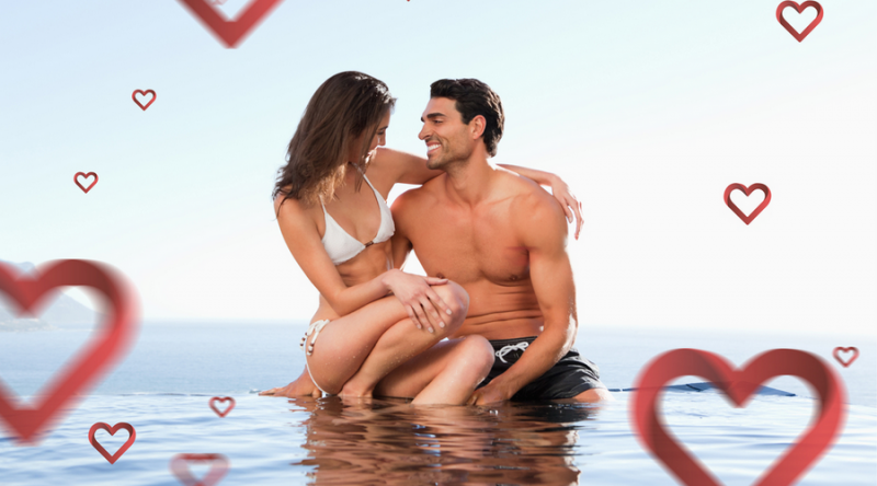 Great Ideas For A Valentine's Day Pool Party-Sarasota Pool