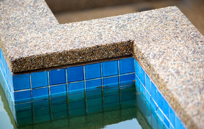What Is The Best Waterline Tile For Your Swimming Pool-Sarasota Pool
