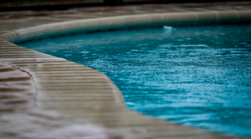 What Is The Effect Of Rain On Your Pool Water?-Sarasota Pool