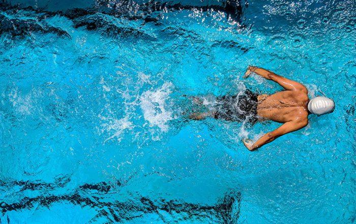 swimming health benefits