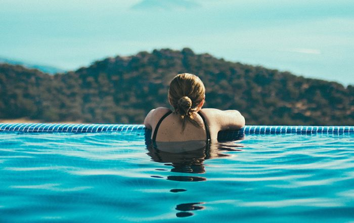 health benefits for a salt water pool