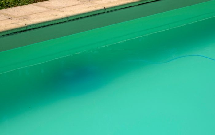 pool chemicals can cloud your water